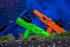 laser-tag-party-in-greenville-nc-equipment