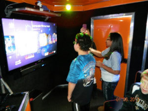 Video game truck, game trailer, game bus in Greenville NC